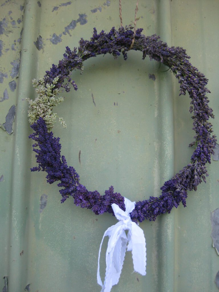 Lavendel – betörender Duft – bezaubernde Farben- schöne DIY Idee