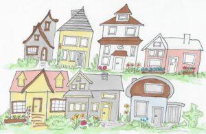 Alte Häuser oder wie wollen wir leben ?