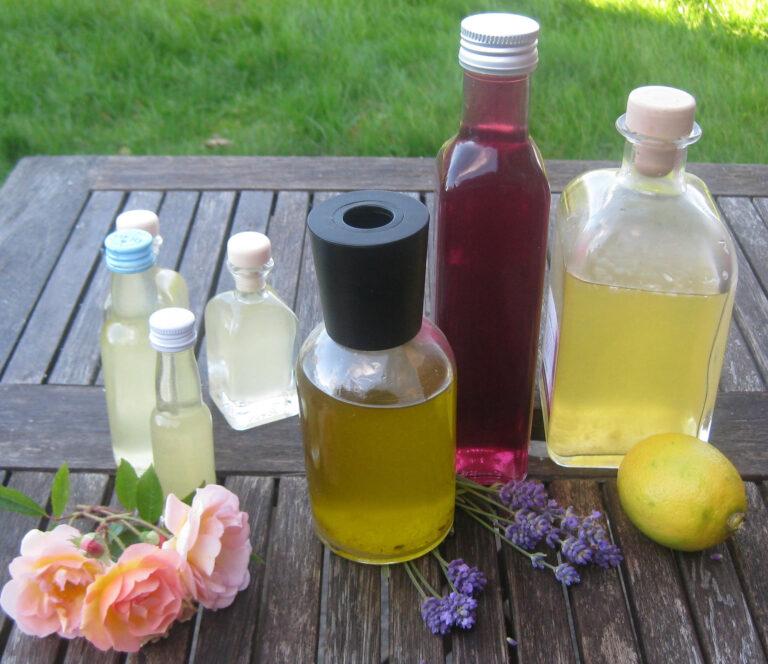 Nachhaltigkeit und umweltbewusst leben: Teil 2: Putzmittel und Duftöl selbermachen