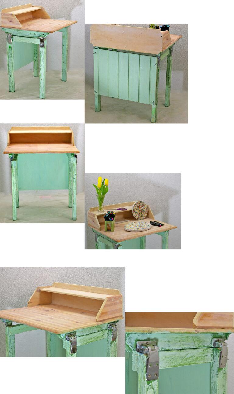 Super Upcyclingmöbel aus Möbelresten