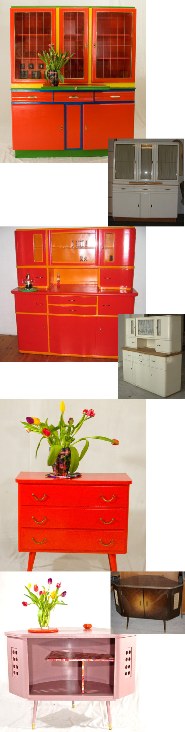 Rot ist so eine schöne Farbe: Möbel in Rottönen