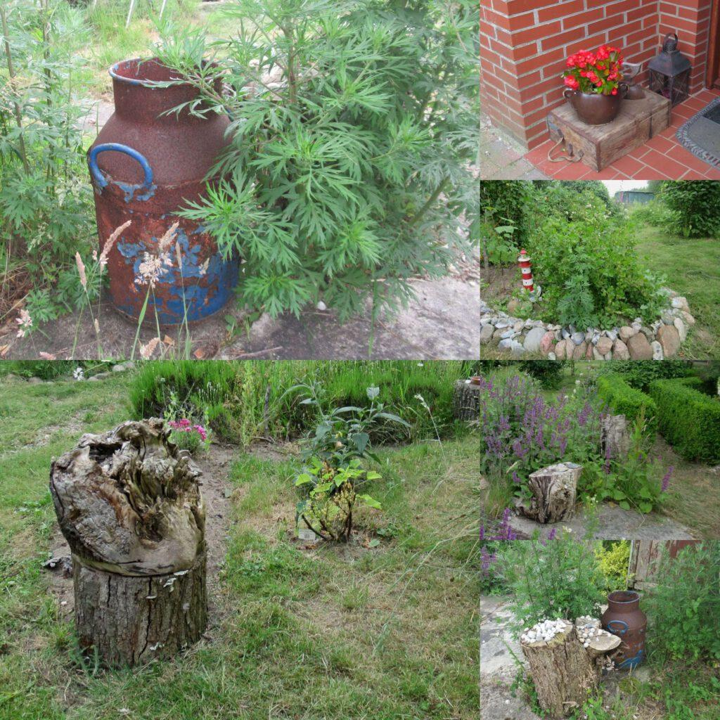 Ideen für schöne Blickpunkte im Garten